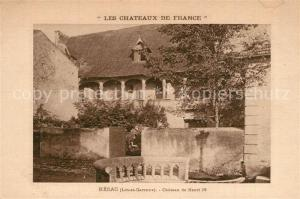 AK / Ansichtskarte Nerac Chateau de Henri IV Nerac