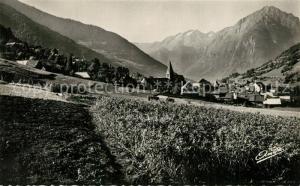 AK / Ansichtskarte Oz Vue generale au fond le Cornillon Alpes Francaises Oz