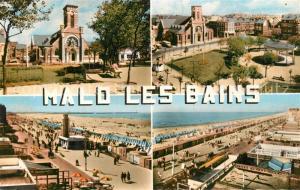 AK / Ansichtskarte Malo les Bains Eglise Place Promenade Plage Malo les Bains