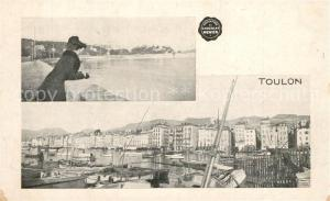 AK / Ansichtskarte Toulon_Var Port Toulon_Var
