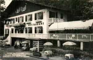 AK / Ansichtskarte Cruseilles Hotel Le Cottage Cruseilles