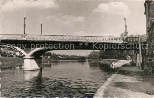 AK / Ansichtskarte Lagny Pont sur la Marne Lagny