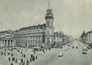 AK / Ansichtskarte Leningrad_St_Petersburg Nevskij Prospekt Leningrad_St_Petersburg