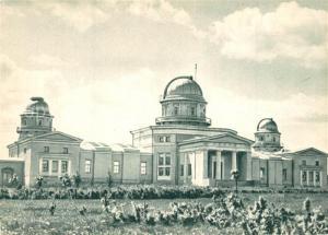 AK / Ansichtskarte Leningrad_St_Petersburg Observatorium Leningrad_St_Petersburg