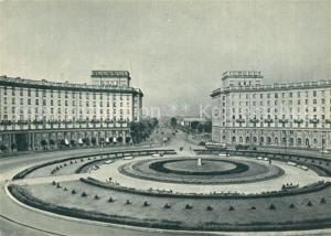 AK / Ansichtskarte Leningrad_St_Petersburg Komsomolskaja Platz Leningrad_St_Petersburg