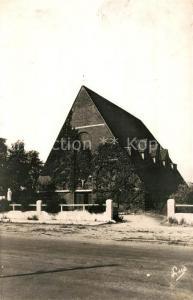 AK / Ansichtskarte Fort Mahon Plage Eglise Kirche Fort Mahon Plage