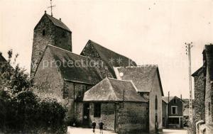 AK / Ansichtskarte Gesvres Eglise Kirche Gesvres