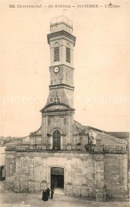 AK / Ansichtskarte Saint_Pierre_d_Oleron Eglise Kirche Saint_Pierre_d_Oleron