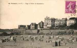 AK / Ansichtskarte Parame Plage et Pointe de Rochebonne Parame