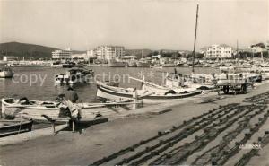 AK / Ansichtskarte Le_Lavandou Le port Bateaux Le_Lavandou