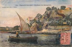 AK / Ansichtskarte Tamaris_sur_Mer Rochers de Balaguier Tamaris_sur_Mer