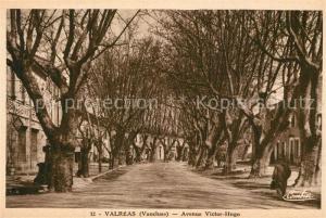 AK / Ansichtskarte Valreas Avenue Victor Hugo Valreas
