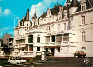 AK / Ansichtskarte Arcachon_Gironde Casino de la plage Arcachon Gironde