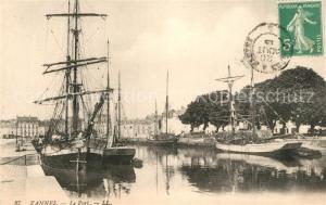 AK / Ansichtskarte Vannes Le Port Vannes