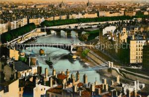 AK / Ansichtskarte Lyon_France Vue generale Lyon France