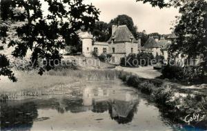 AK / Ansichtskarte Saint Renan Chateau de Kerveatoux Saint Renan