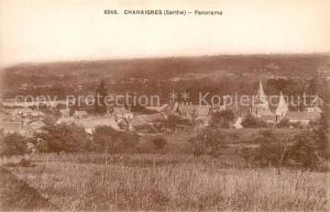 AK / Ansichtskarte Chahaignes Panorama Chahaignes