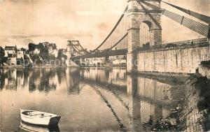 AK / Ansichtskarte Lorient_Morbihan_Bretagne Pont Saint Christophe Lorient_Morbihan_Bretagne