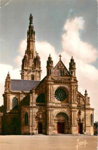 AK / Ansichtskarte Sainte Anne d_Auray La Basilique Sainte Anne d Auray