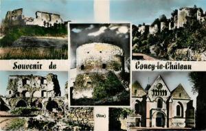 AK / Ansichtskarte Soissons_Aisne Vue partielle Soissons Aisne