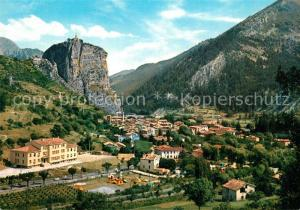 AK / Ansichtskarte Castellane Panorama Castellane