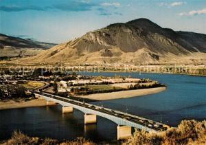 AK / Ansichtskarte Kamloops Overlanders Bridge North Kamloops