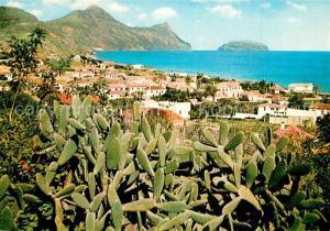 AK / Ansichtskarte Porto_Santo Orientale du Village Panorama Porto Santo