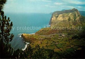 AK / Ansichtskarte Faial_Madeira Panorama Faial Madeira