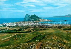AK / Ansichtskarte Gibraltar Panorama Berge Gibraltar