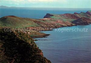 AK / Ansichtskarte Machico Canical Ponta de San Laurenco Machico