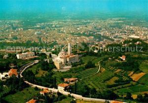 AK / Ansichtskarte Vicenza Fliegeraufnahme Panorama Vicenza