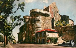 AK / Ansichtskarte Tournon sur Rhone Le Chateau des Rohan Soubise Tournon sur Rhone