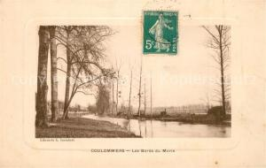 AK / Ansichtskarte Coulommiers Les Bords du Morin Coulommiers