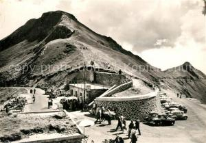 AK / Ansichtskarte Le_Puy Mary_(Montagne) Refuge de Pas de Peyrol
