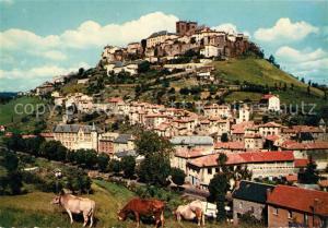AK / Ansichtskarte Saint Flour_Cantal Vue generale Saint Flour Cantal