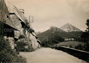 AK / Ansichtskarte Cantal_Montagne Griou et Griounot Vus de Rudez