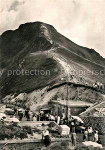AK / Ansichtskarte Cantal_Montagne Le Puy Mary