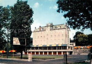 AK / Ansichtskarte Saint Flour_Cantal Hotel du Parc et Terminus Saint Flour Cantal