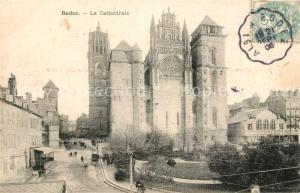AK / Ansichtskarte Rodez Cathedrale Rodez