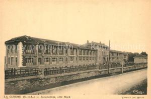 AK / Ansichtskarte Guiche_La Sanatorium  Guiche_La