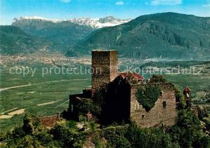 AK / Ansichtskarte Appiano Schloss Hocheppan Appiano