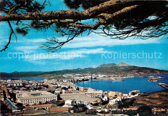 AK / Ansichtskarte Ceuta Panorama Ceuta 0