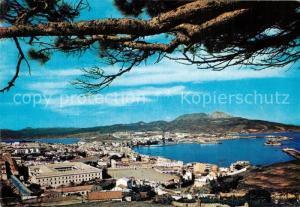 AK / Ansichtskarte Ceuta Panorama Ceuta