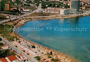 AK / Ansichtskarte L_Escala Playa Rielis Fliegeraufnahme L_Escala