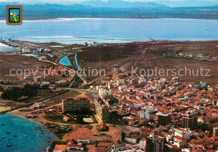 AK / Ansichtskarte Torrevieja Fliegeraufnahme Torrevieja 0