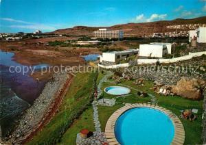 AK / Ansichtskarte Las_Palmas_Gran_Canaria Playa de San Augustin Las_Palmas_Gran_Canaria