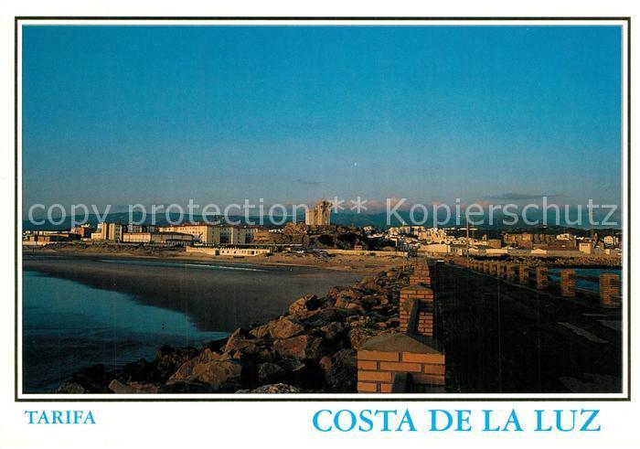 AK / Ansichtskarte Tarifa Panorama Costa de la Luz Tarifa 0