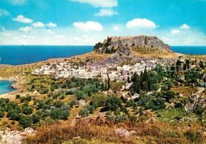 AK / Ansichtskarte Rhodos_Rhodes_aegaeis Panorama Rhodos_Rhodes_aegaeis