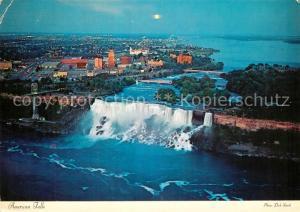 AK / Ansichtskarte Ontario_Canada Niagara Falls Ontario Canada