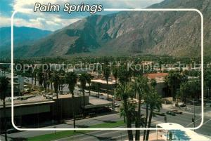 AK / Ansichtskarte Palm_Springs San Jacinto Mountains